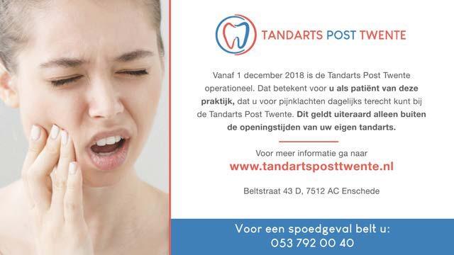 Twentse Tandartsen | Enschede | Tandartspraktijk